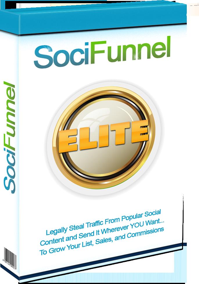 SociFunel Elite v9.1.0.1 Unlimited DEVELOPER License